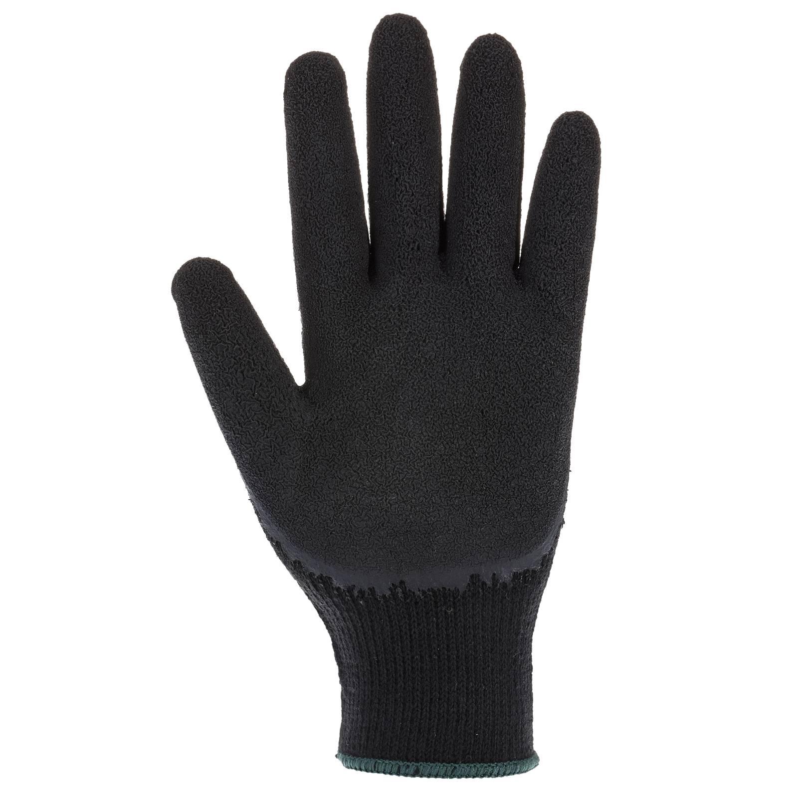 Portwest Handschoenen A150 zwart(K8)