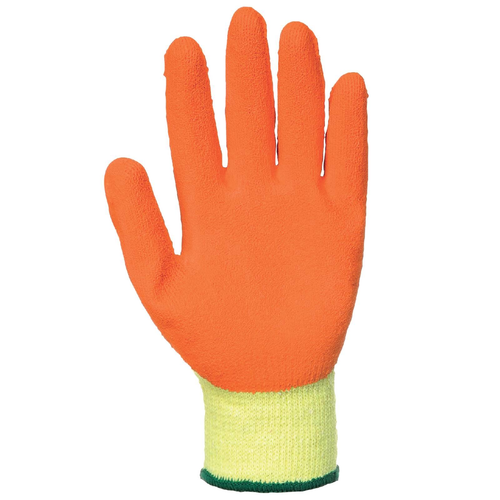 Portwest Handschoenen A150 oranje(OR)