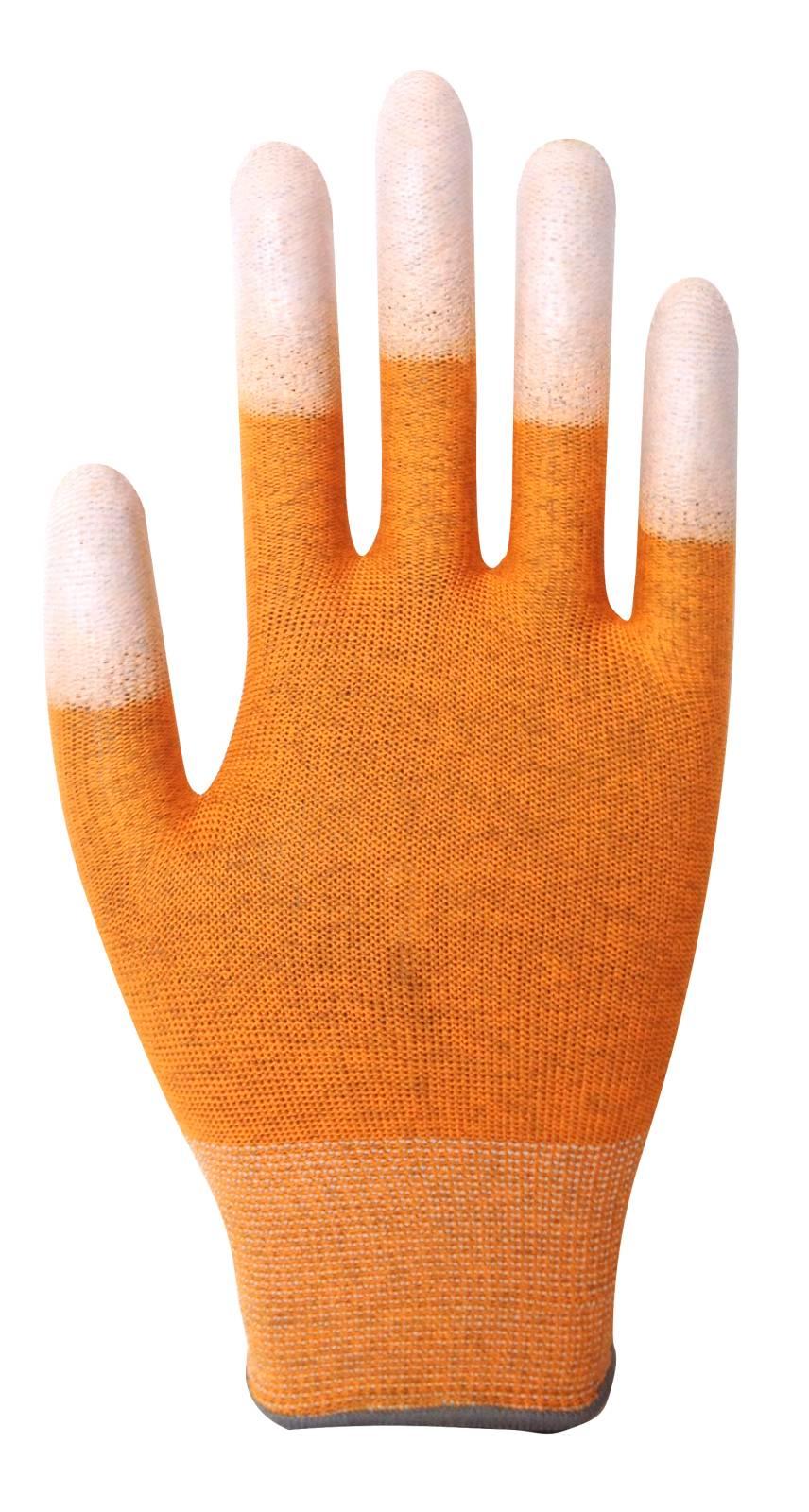 Portwest Handschoenen A198 Antistatisch oranje(OR)