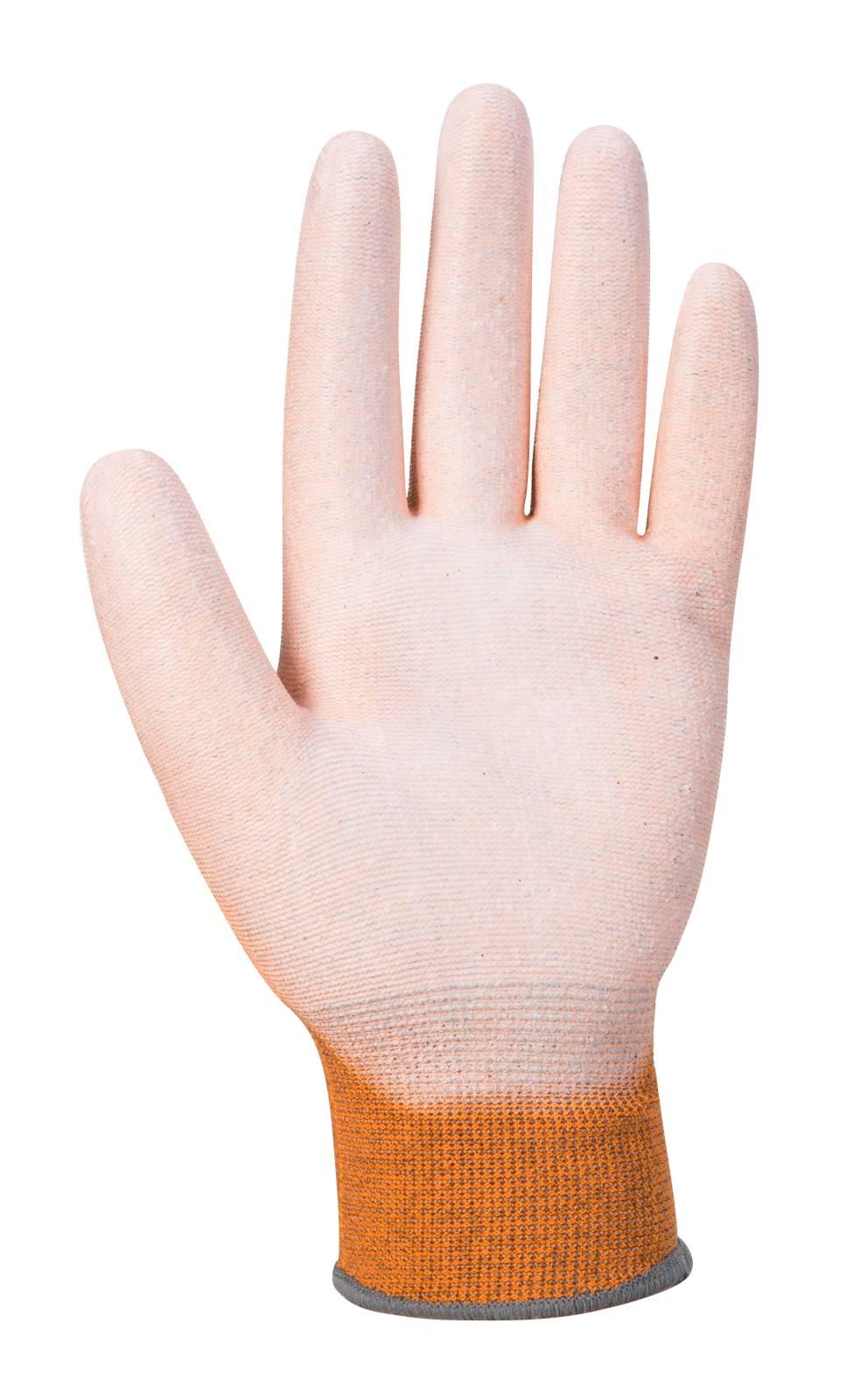Portwest Handschoenen A199 Antistatisch oranje(OR)