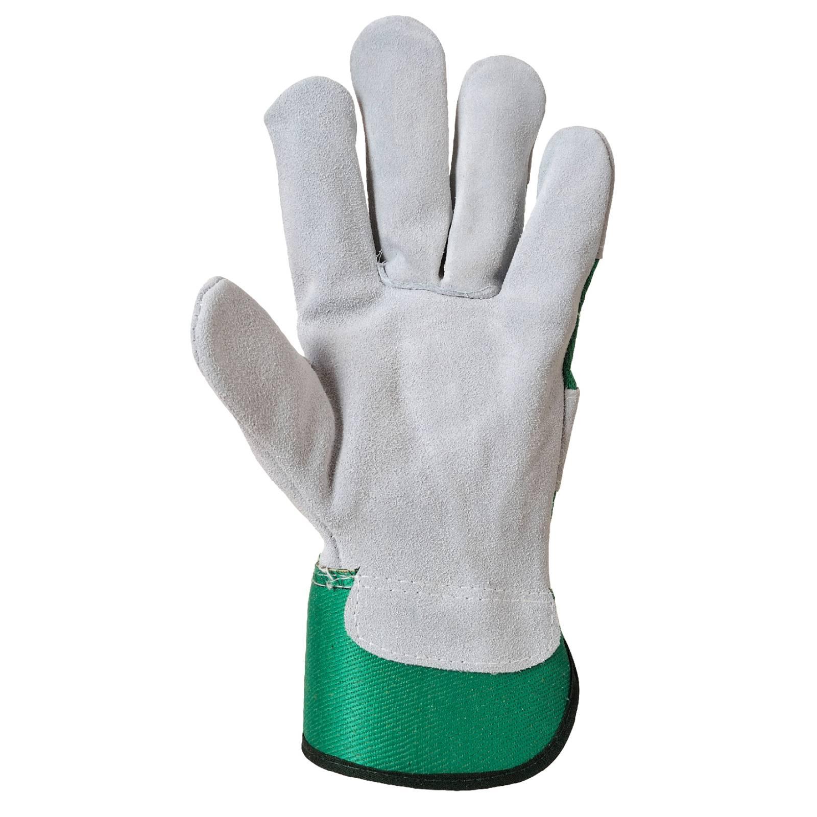 Portwest Handschoenen A220 groen(GN)