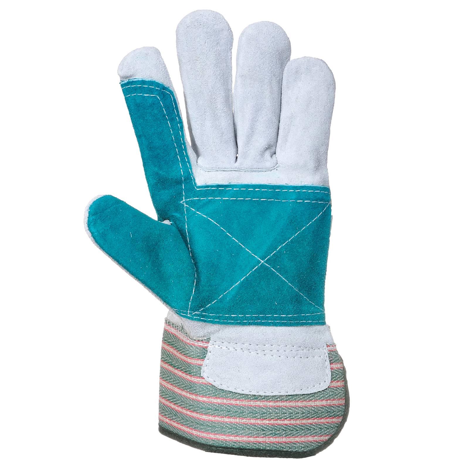 Portwest Handschoenen A230 grijs-groen(GR)