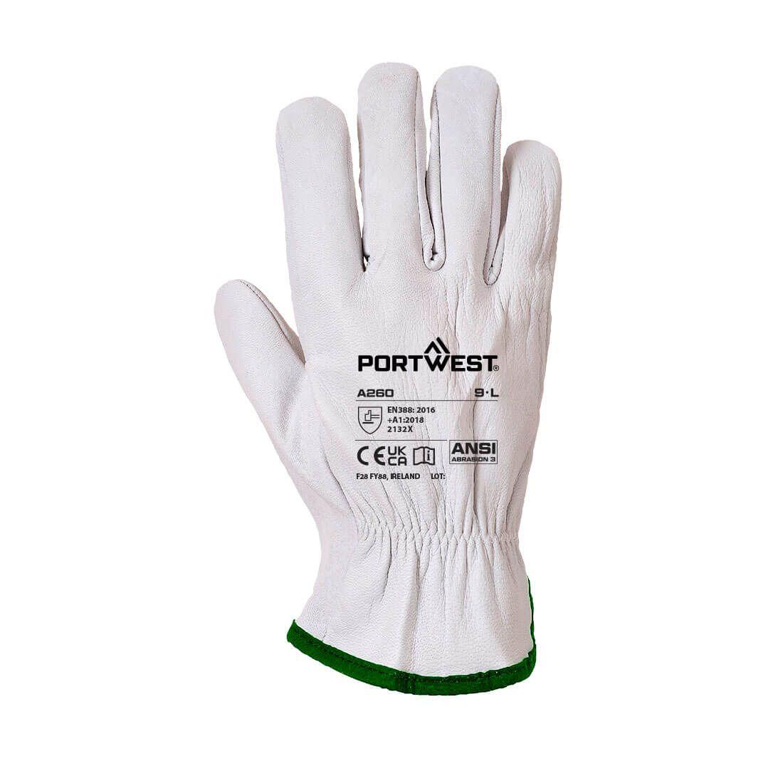 Portwest Handschoenen A260 grijs(GR)