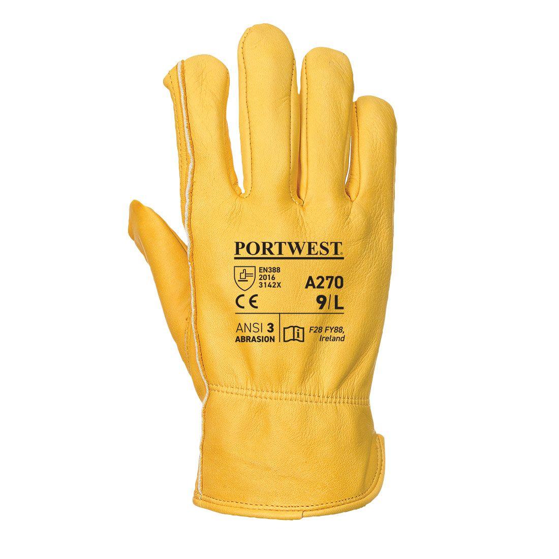 Portwest Handschoenen A270 tanbruin(TA)