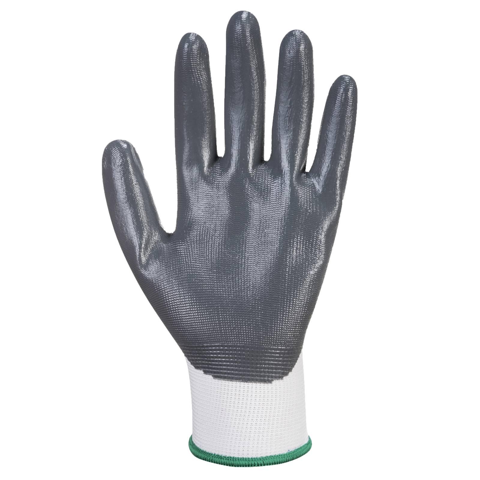 Portwest Handschoenen A310 grijs-wit(GR)