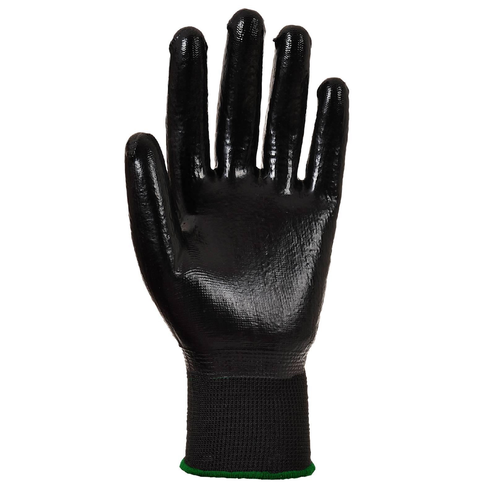 Portwest Handschoenen A315 zwart(K8)