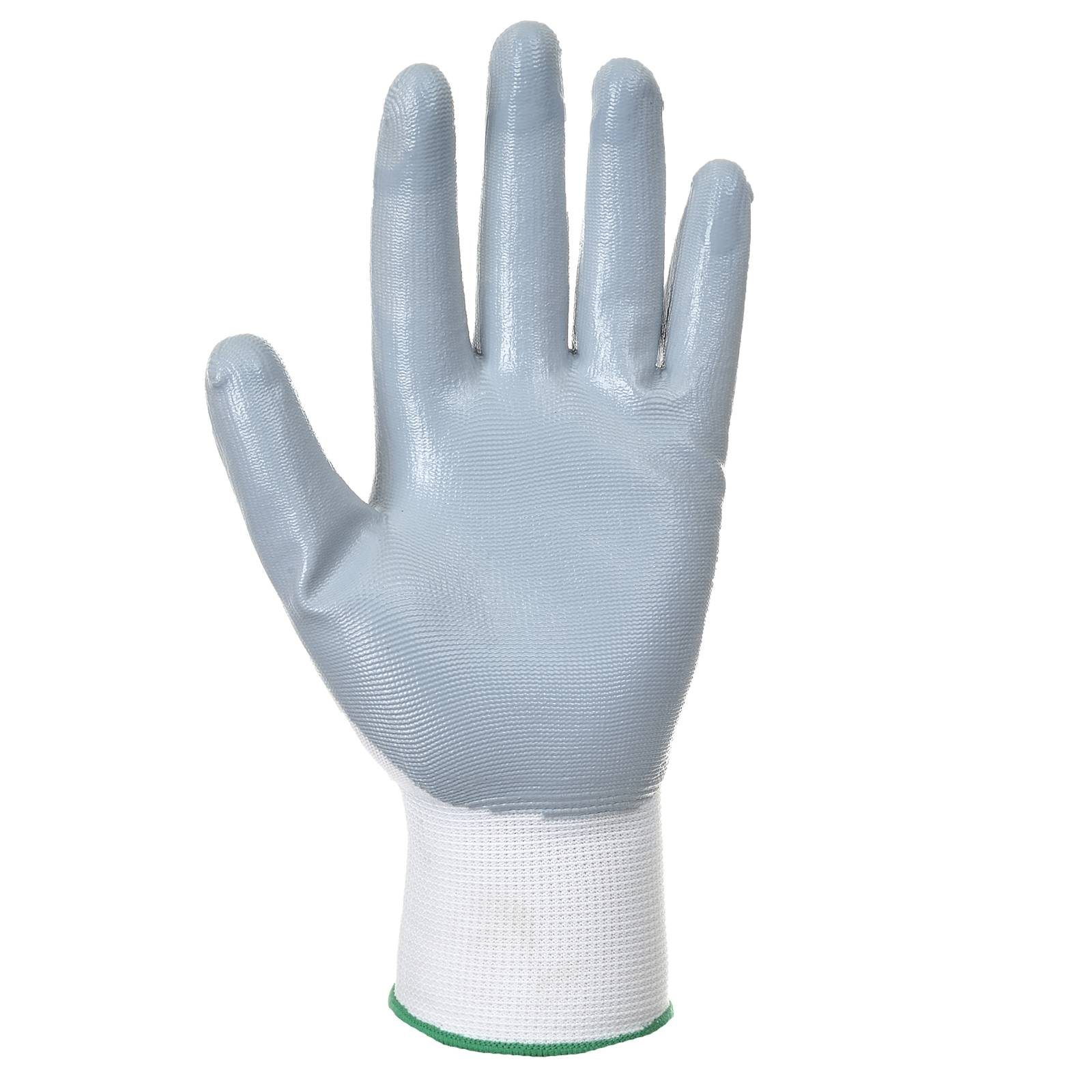 Portwest Handschoenen A319 grijs-wit(GR)