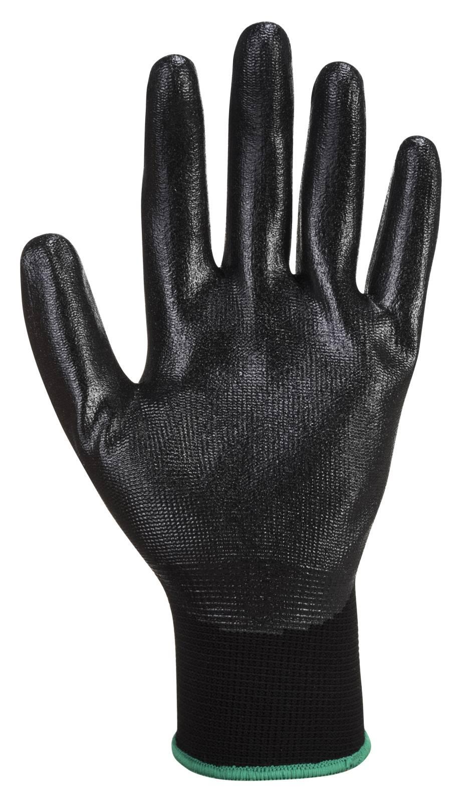 Portwest Handschoenen A320 zwart(BK)
