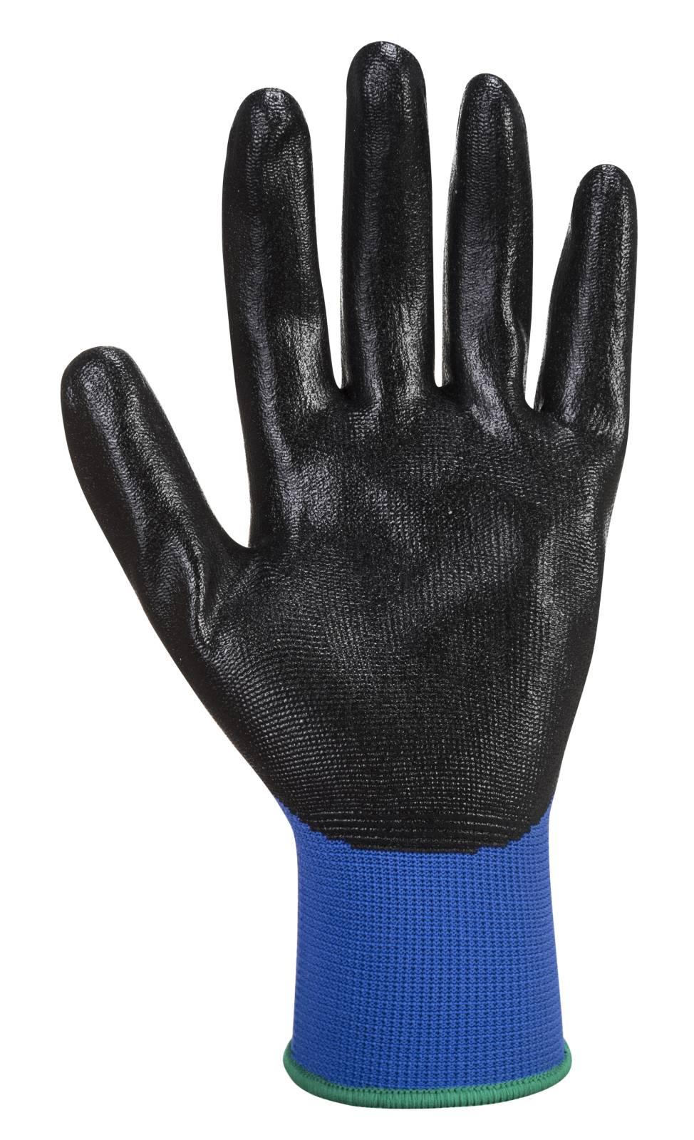 Portwest Handschoenen A320 blauw(BL)