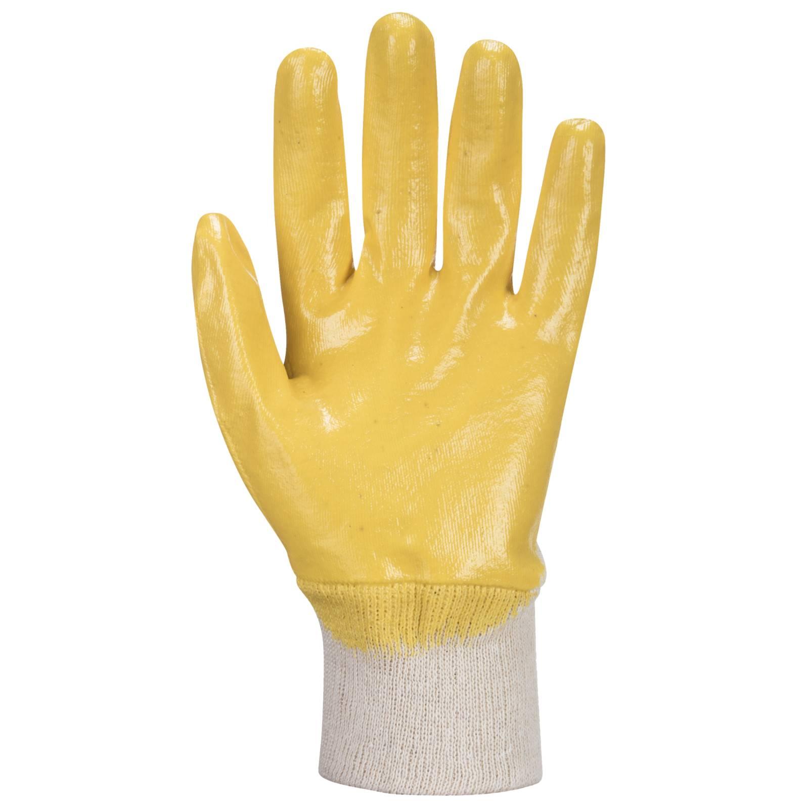 Portwest Handschoenen A330 geel(YE)
