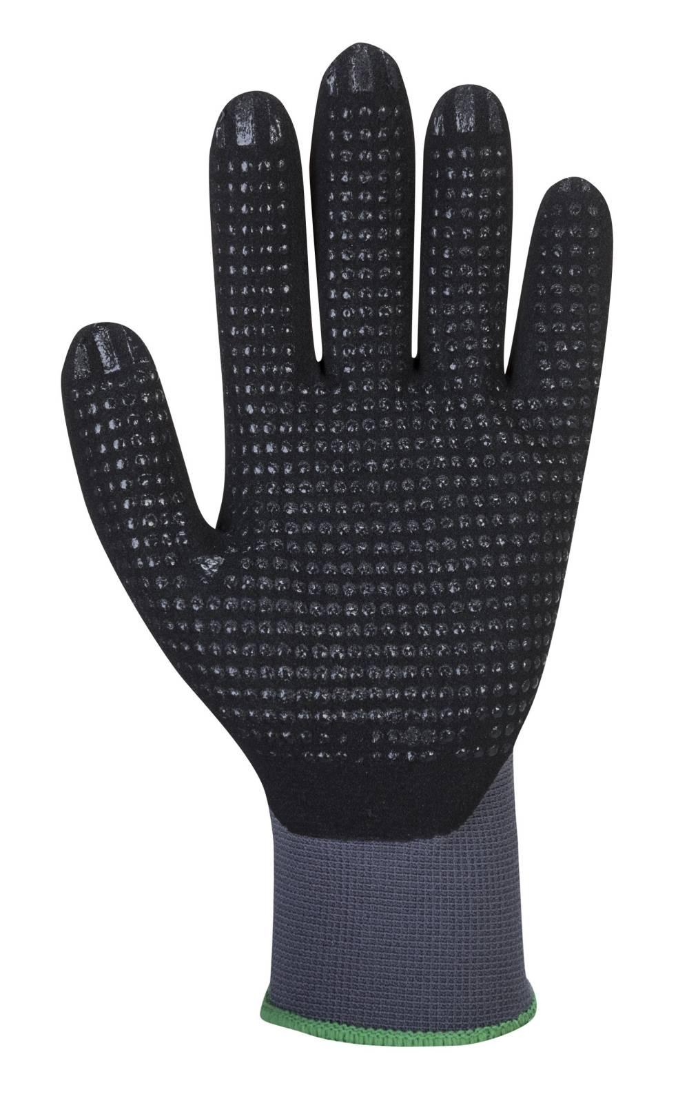 Portwest Handschoenen A351 grijs-zwart(G8)