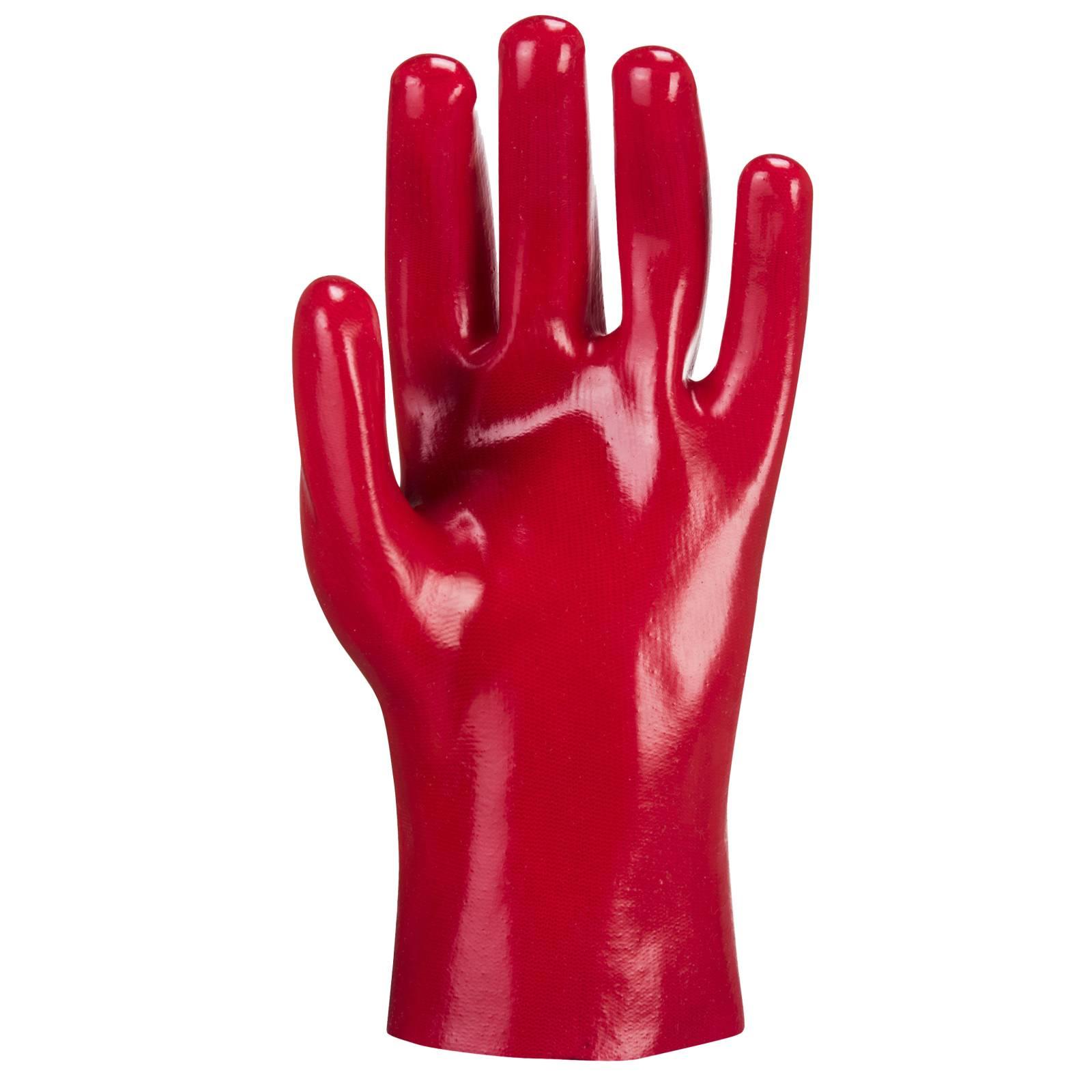 Portwest Handschoenen A427 rood(RE)