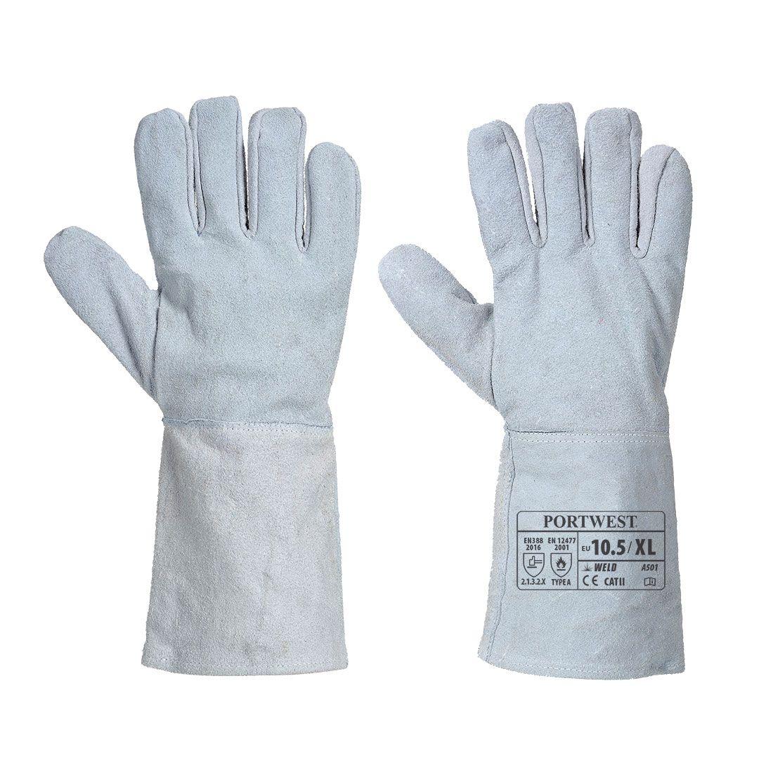 Portwest Handschoenen A501 grijs(GR)