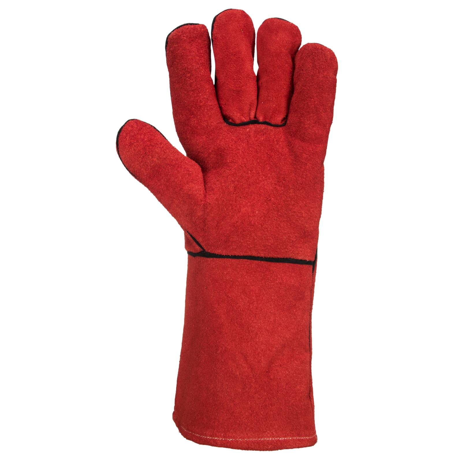 Portwest Handschoenen A505 Vlamvertragend rood(RE)