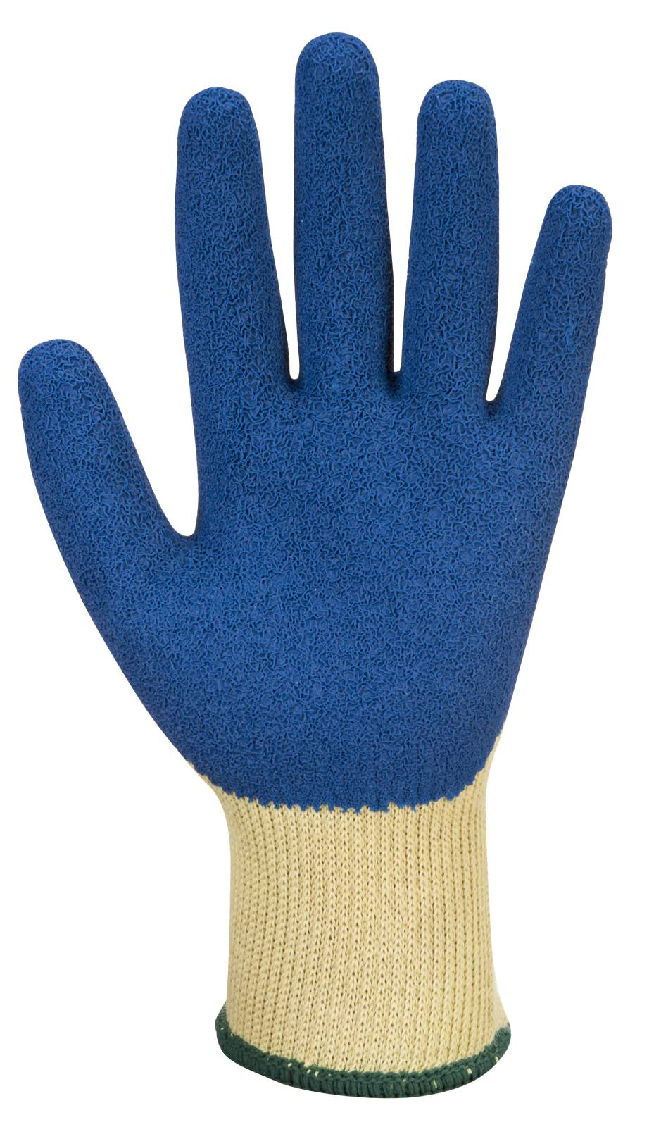 Portwest Handschoenen A610 geel-blauw(YB)