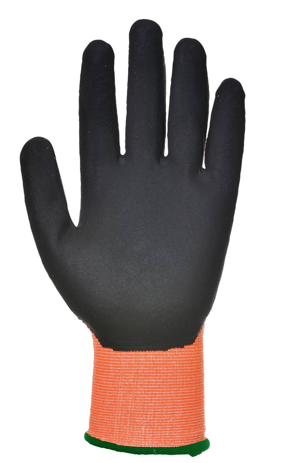 Portwest Handschoenen A625 oranje-zwart(O8)