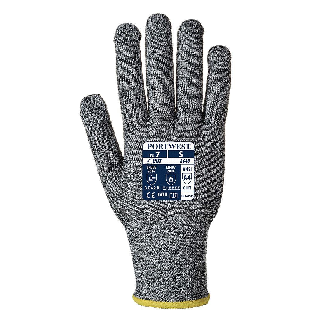 Portwest Handschoenen A640 grijs(G7)