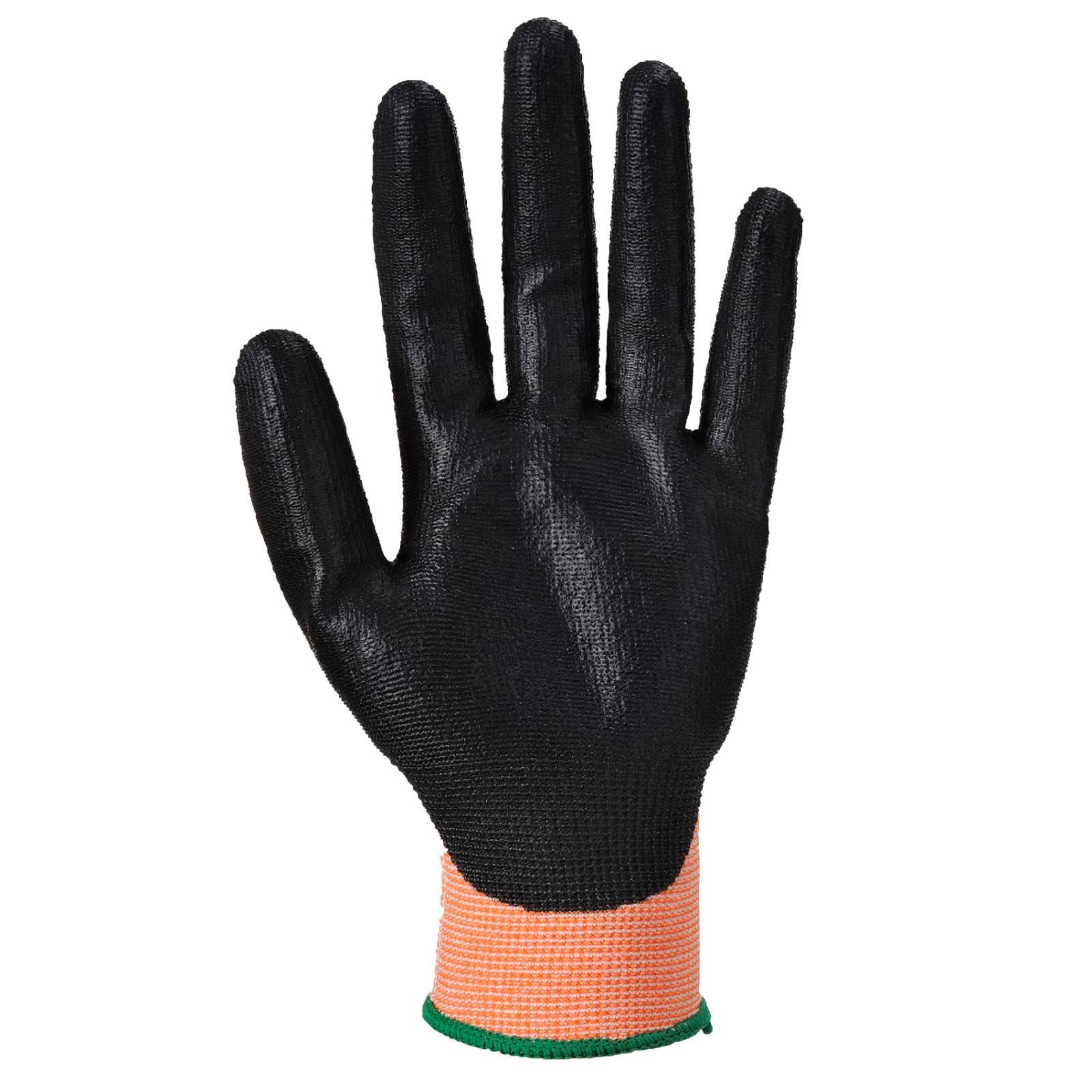Portwest Handschoenen A643 ambergeel(AM)