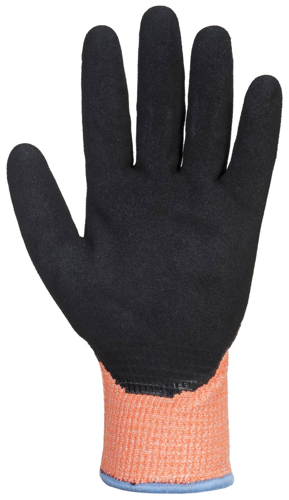 Portwest Handschoenen A646 Snijbestendig oranje-zwart(O8)