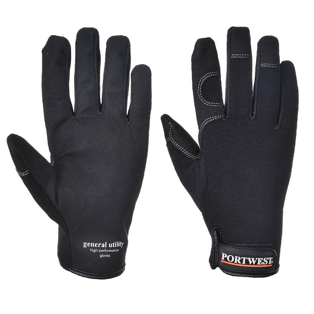 Portwest Handschoenen A700 zwart(BK)