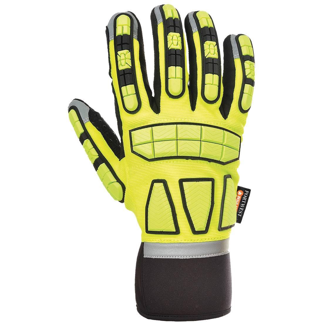 Portwest Handschoenen A724 geel(YE)