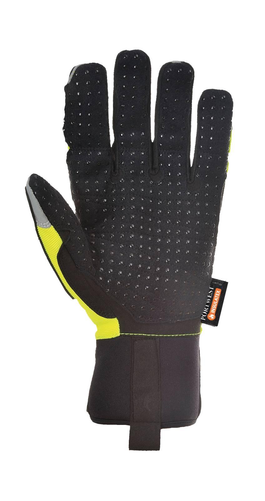 Portwest Handschoenen A725 geel(YE)