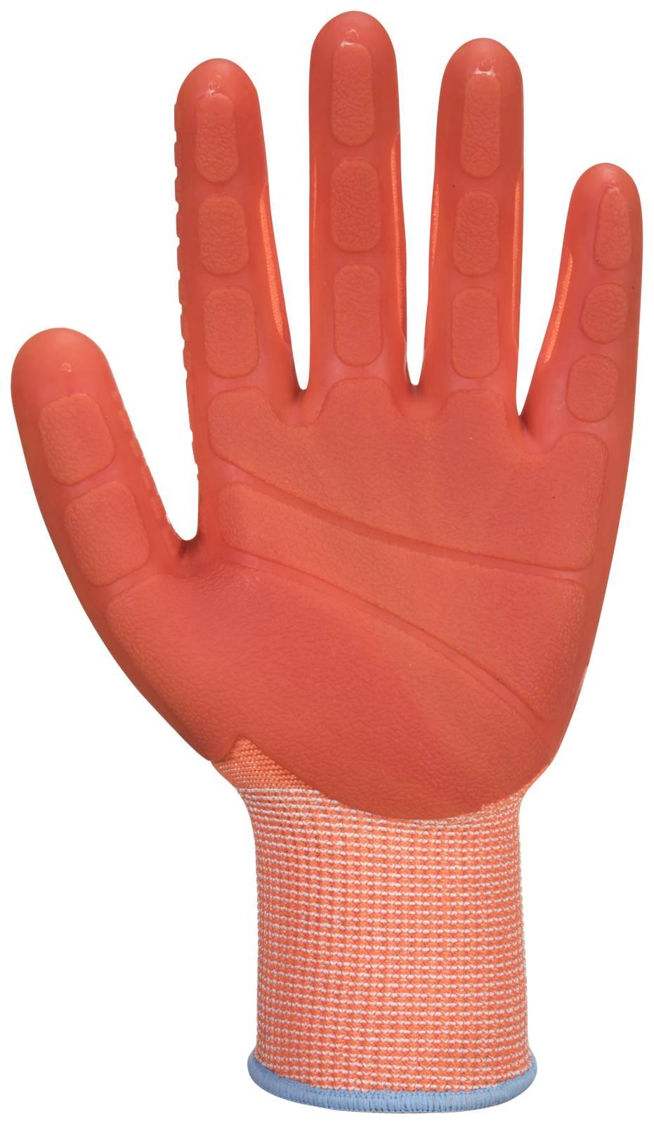 Portwest Handschoenen A728 Snijbestendig oranje(OR)