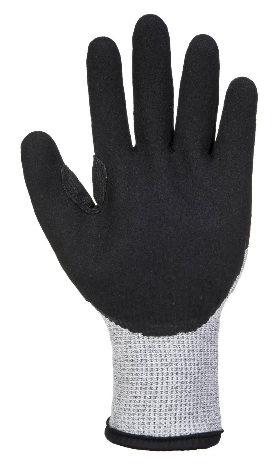 Portwest Handschoenen A729 grijs-zwart(G8)