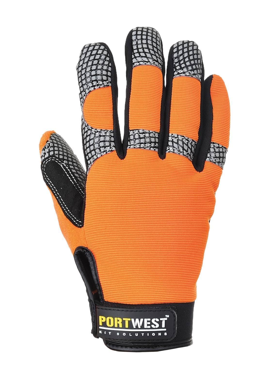Portwest Handschoenen A735 oranje(OR)