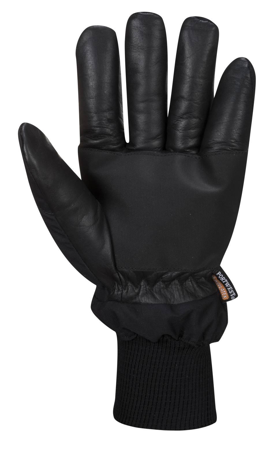 Portwest Handschoenen A751 Waterdicht black(BK)