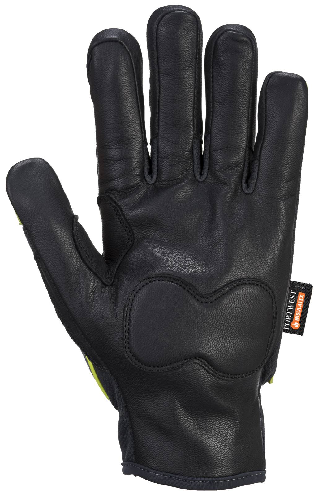 Portwest Handschoenen A762 Waterdicht geel-zwart(Y8)