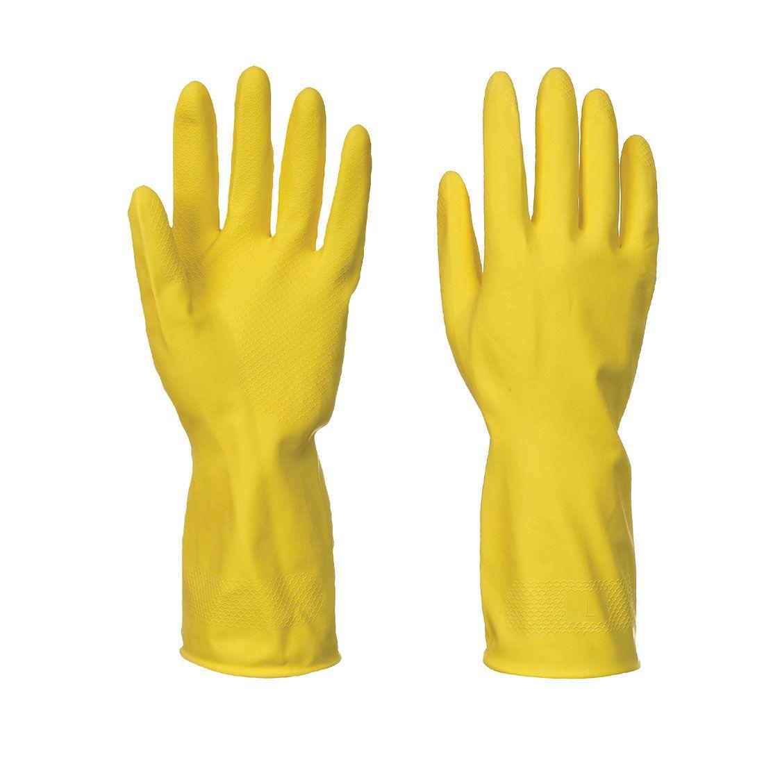 Portwest Handschoenen A800 geel(YE)