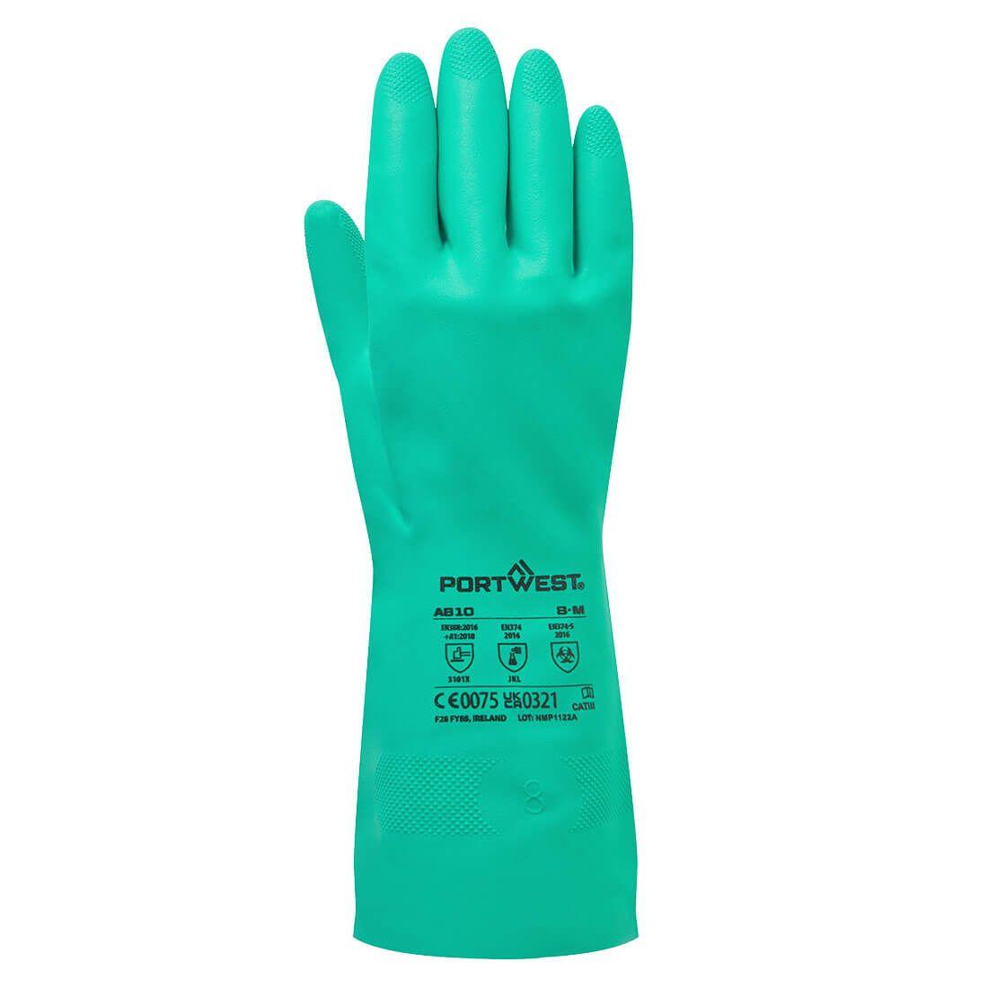 Portwest Handschoenen A810 groen(GN)