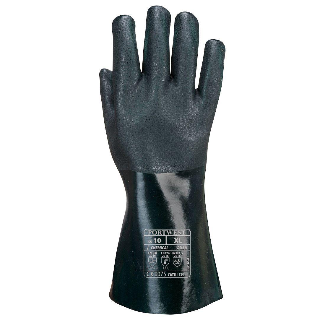 Portwest Handschoenen A835 groen(GN)
