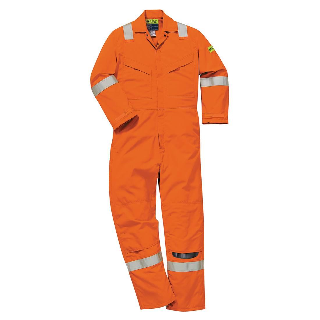 Portwest Araflame Overalls AF22 oranje(OR)