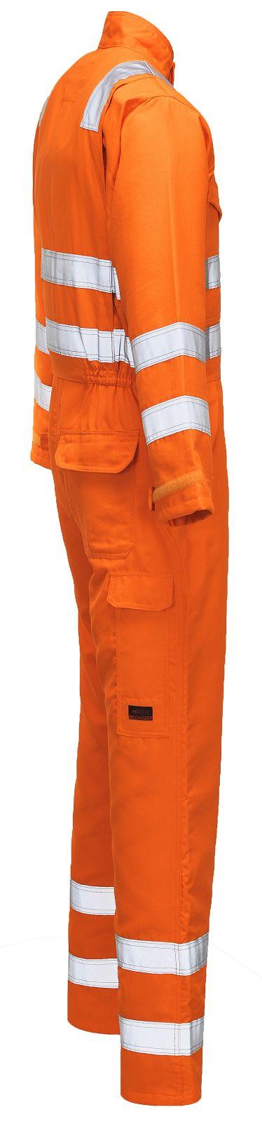 Portwest Araflame Overalls AF73 oranje(OR)