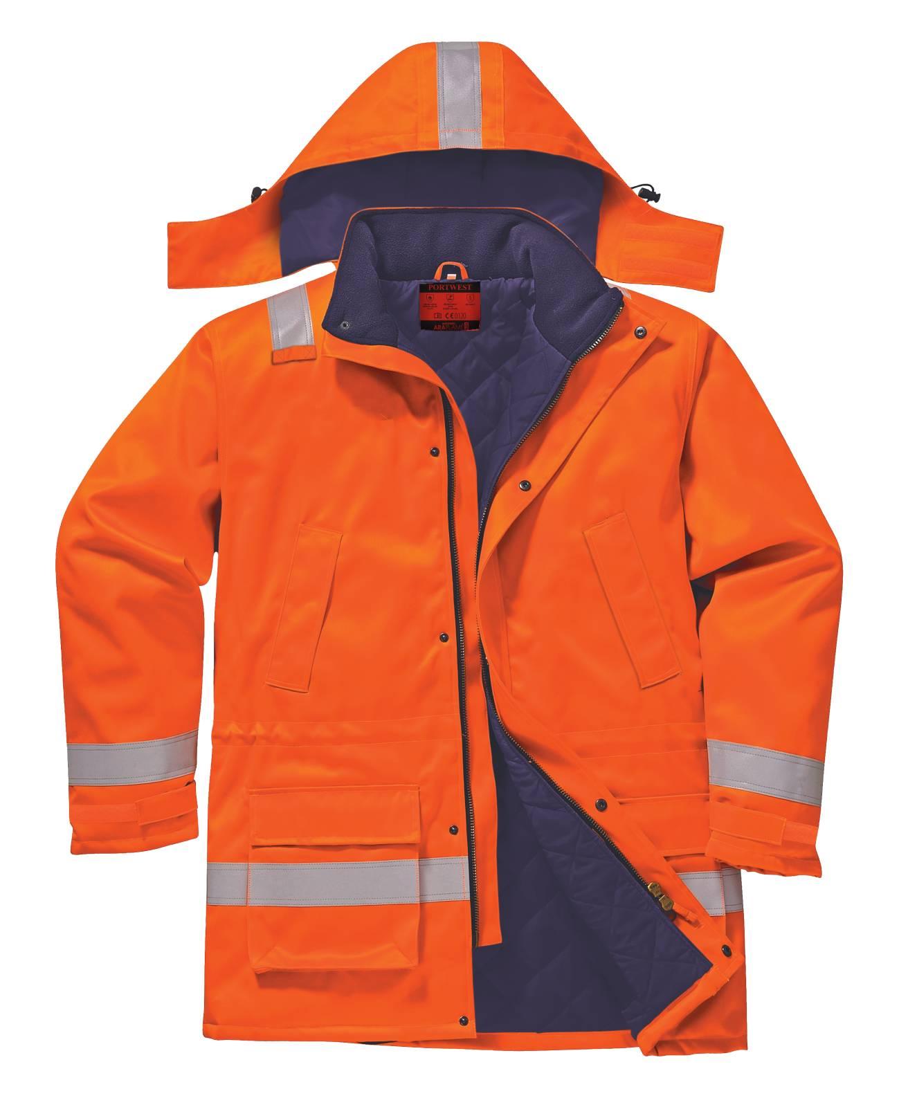 Portwest Araflame Jassen AF82 oranje(OR)