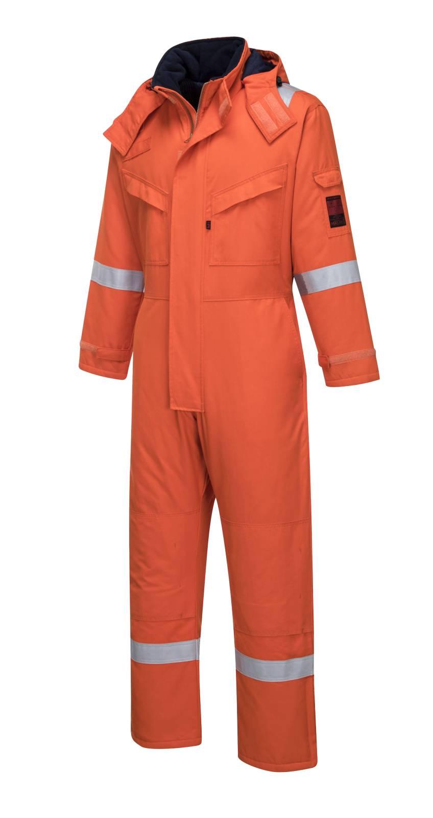 Portwest Araflame Overalls AF84 oranje(OR)