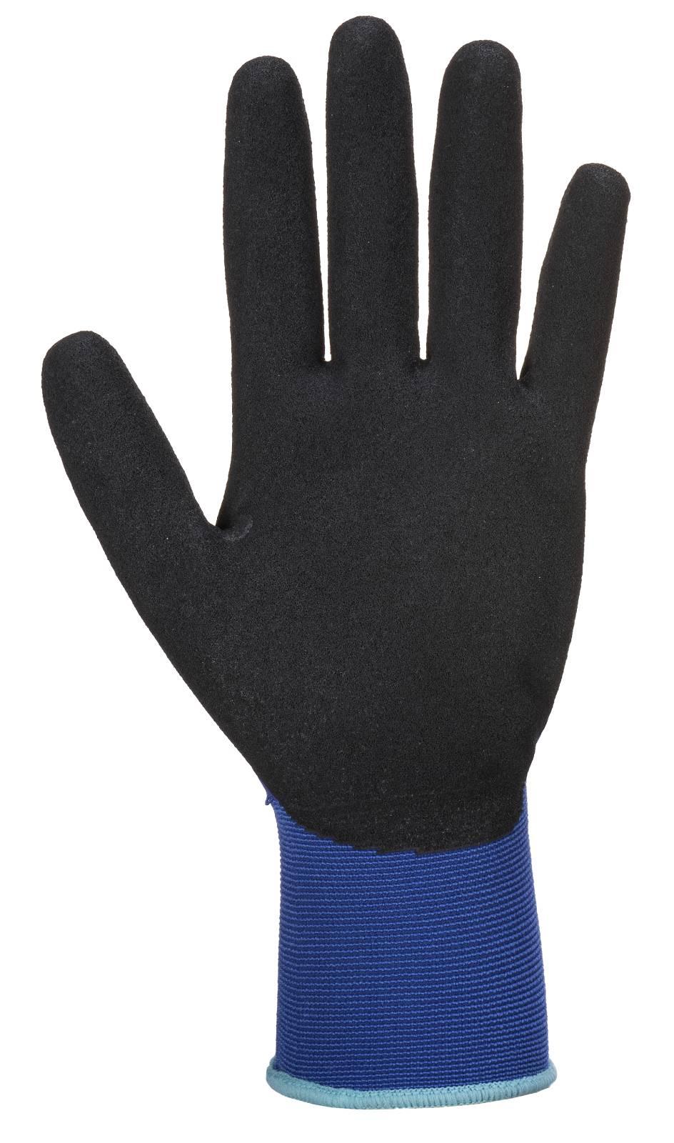 Portwest Handschoenen AP70 blauw-zwart(B8)