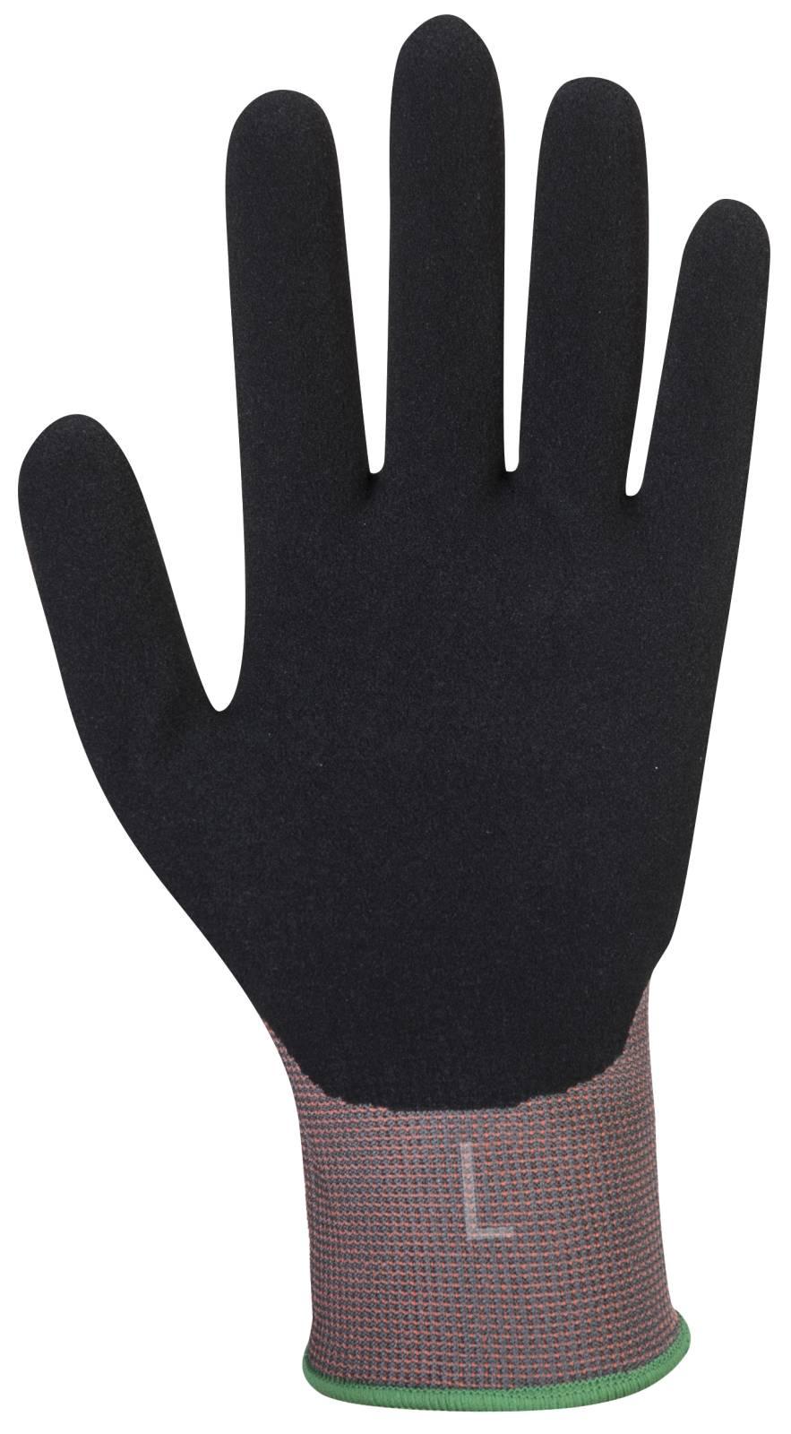 Portwest Handschoenen CT65 Snijbestendig grijs-zwart(G8)