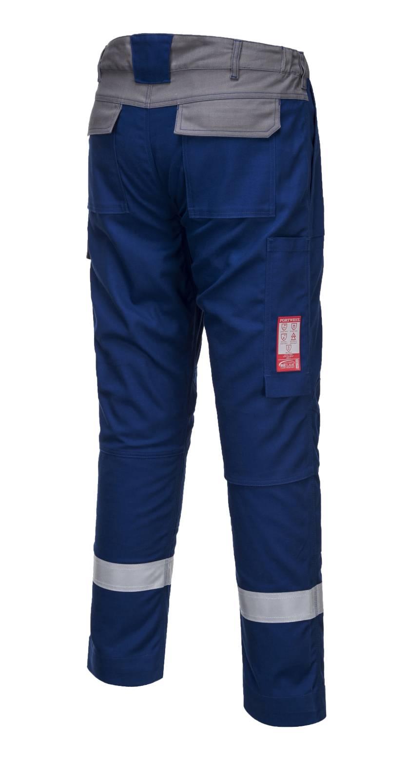 Portwest Bizflame Broeken FR06 koningsblauw(RB)