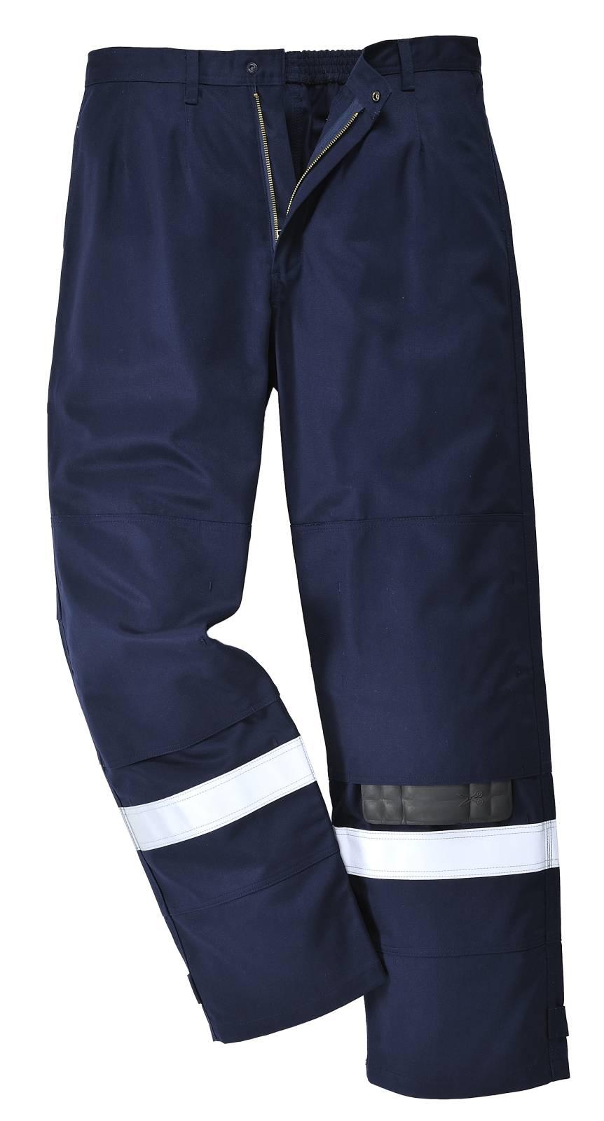 Portwest Bizflame Broeken FR26 marineblauw(NA)