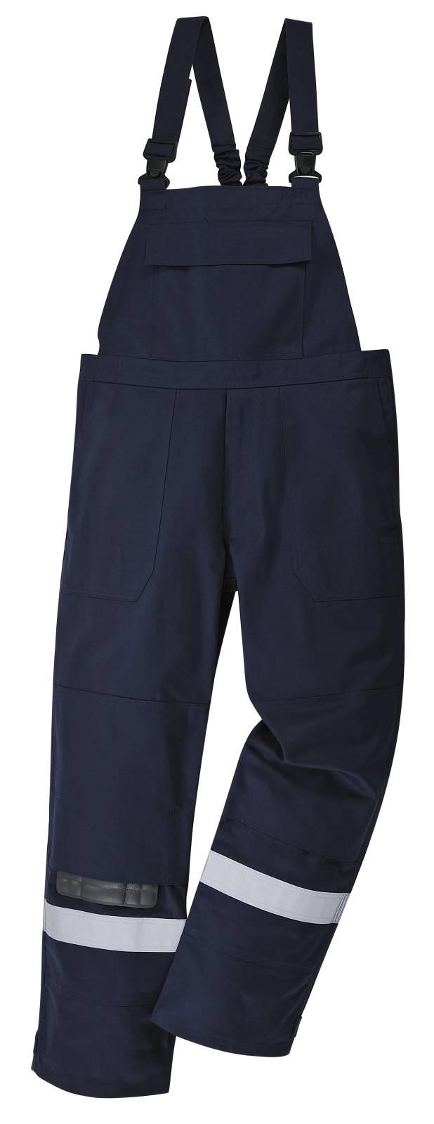 Portwest Bizflame Am. Overalls FR27 marineblauw(NA)