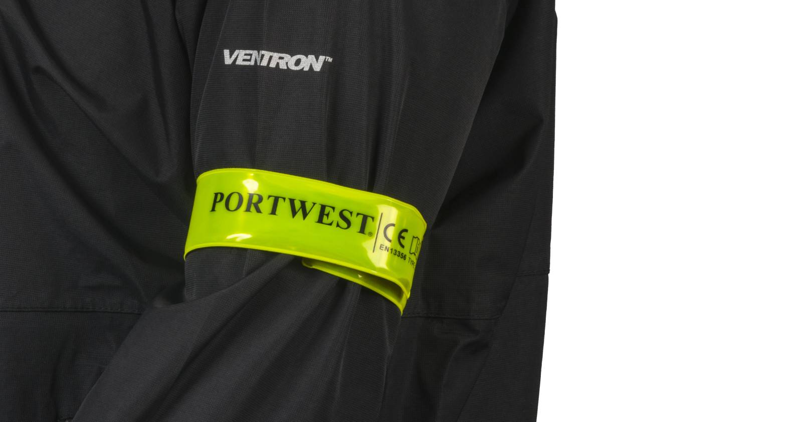 Portwest Armbanden HV04 geel(YE)