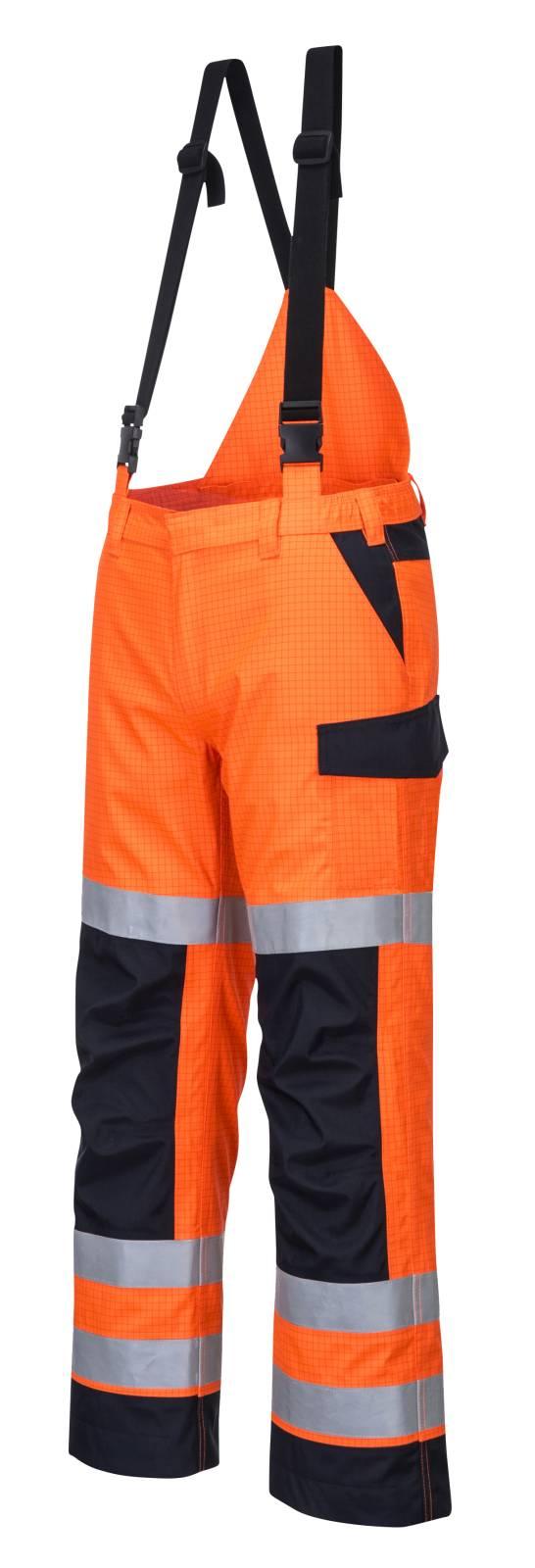 Portwest Am. Overalls MV71 Multinorm- ARC oranje-marineblauw(ON)