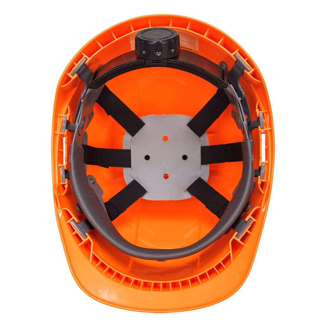 Portwest Helmen PS54 ABS oranje(OR)