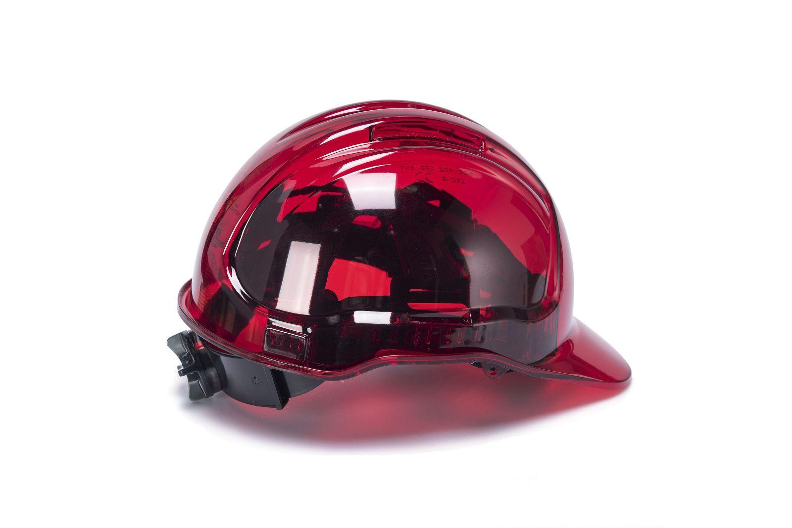 Portwest Helmen PV64 rood(RE)