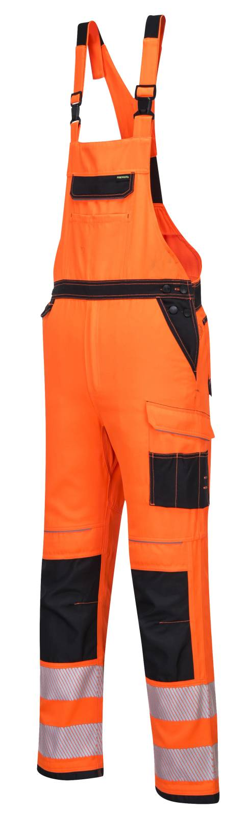Portwest Am. Overalls PW344 oranje-zwart(OB)