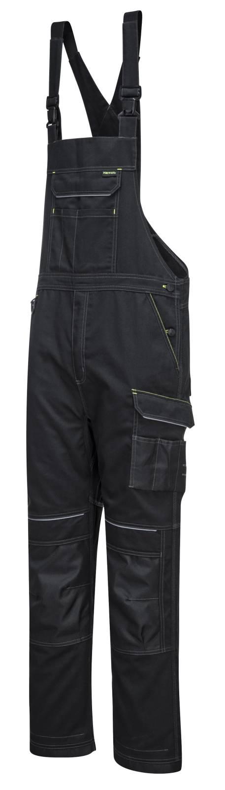 Portwest Am. Overalls PW346 zwart(BK)