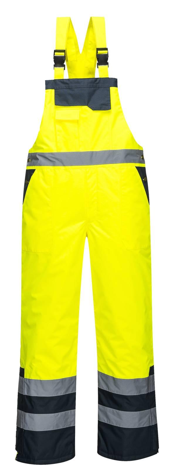 Portwest Am. Overalls S489 High Vis UPF50+ UV geel(YE)